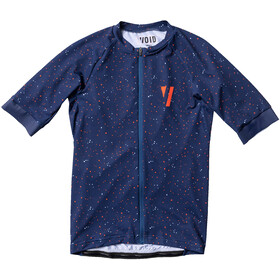 VOID Print Maillot Manga Corta Hombre, midnight neon spray